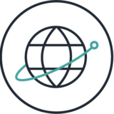 aerospace industry icon