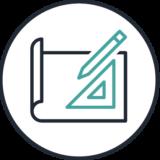 countermeasure design icon