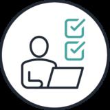testing analysis icon